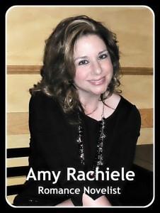 Amy Rachiele - romance author