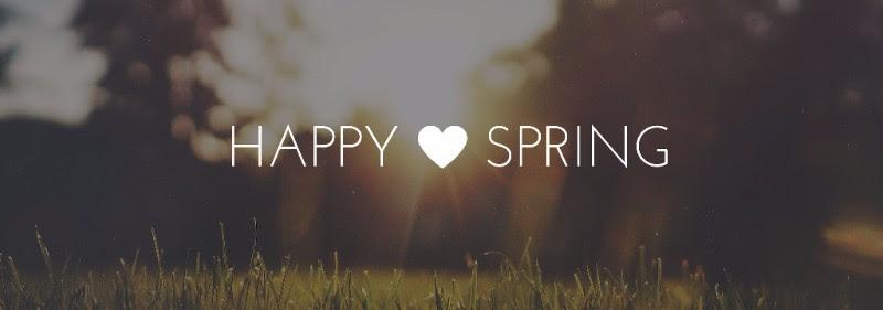 happy spring by amy rachiele