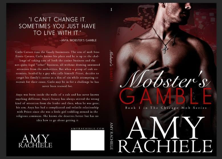 Mobster's Gamble print edition