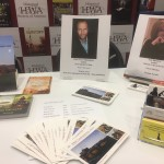 Table at conference. Historical Writers of America